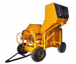 Hydraulic Fed Mixer *